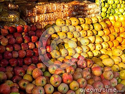 Fruit Market India