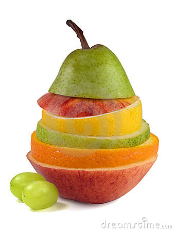 Free Fruit Mix Royalty Free Stock Image - 2246216