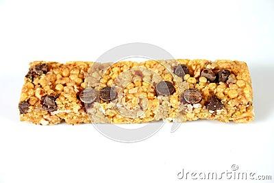 Fruit and oats health bar