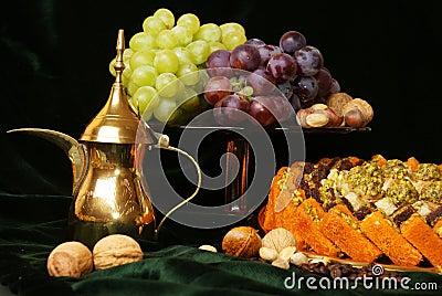 The fruit-piece