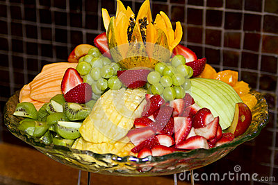 Fruit Platter Food