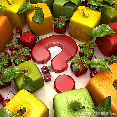 Fruit question