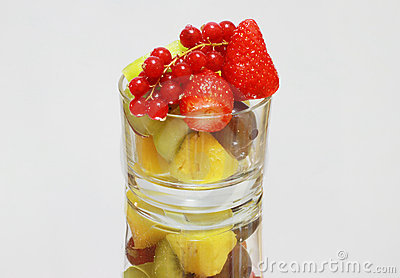 Fruit Salad Royalty Free Stock Photography - Image: 12910707