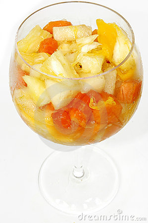 Free Fruit Salad Stock Photography - 1423522