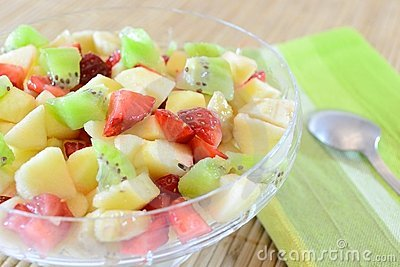 Fruit Salad Royalty Free Stock Photo - Image: 19462185