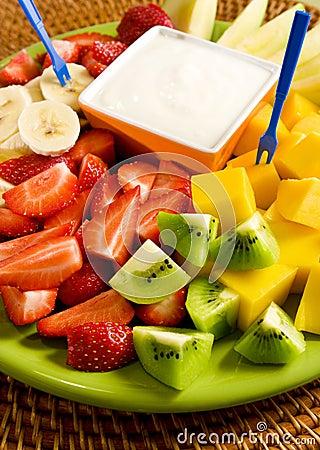 Free Fruit Salad Stock Image - 4609571