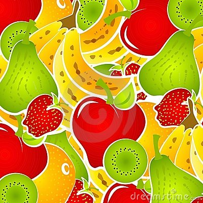 Free Fruit Salad Food Background Stock Image - 2887281