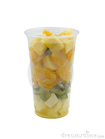Fruit Salad To Go
