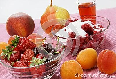 Fruit salat