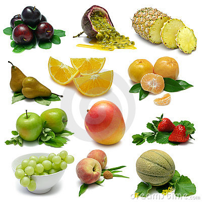 Free Fruit Sampler Stock Photography - 6432122