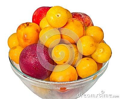 Fruit saucer