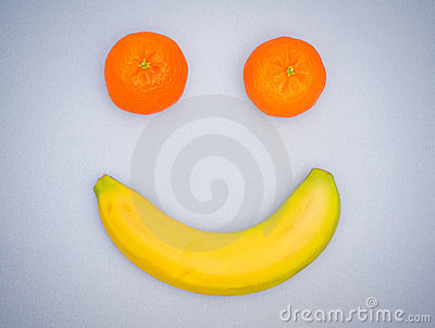 Fruit smile