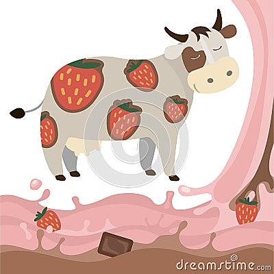 splashing cow publisher