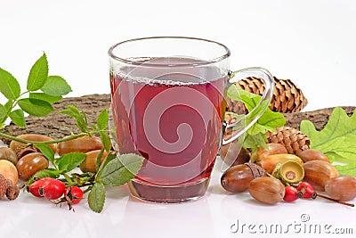 Fruit Tea with Rosehips