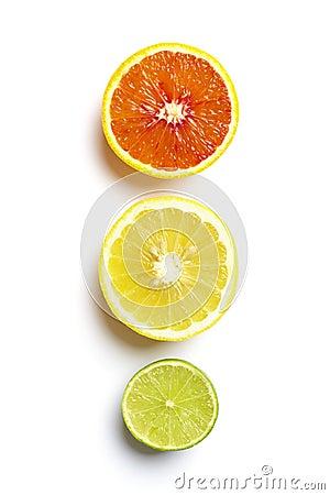 Free Fruit Traffic Light Concept Royalty Free Stock Photos - 29165848