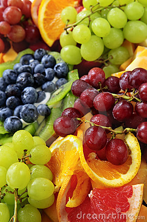 Free Fruit Tray Royalty Free Stock Photos - 10635688