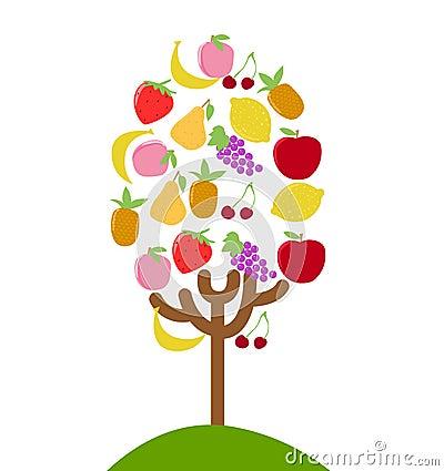 Fruit Tree Royalty Free Stock Photos - Image: 16719728