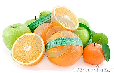 Fruit useful to health.