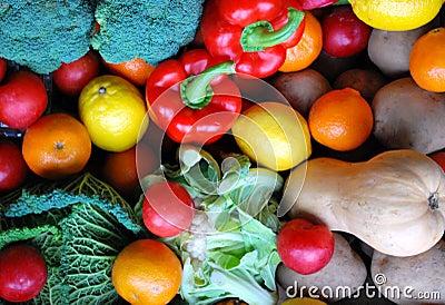 Fruit and veg anyone?