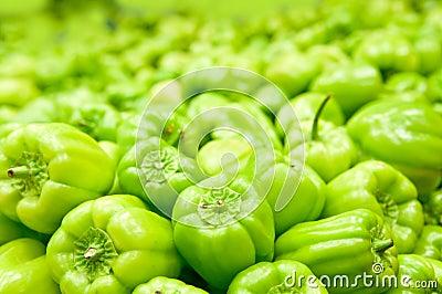 Fruit, vegetables in the market