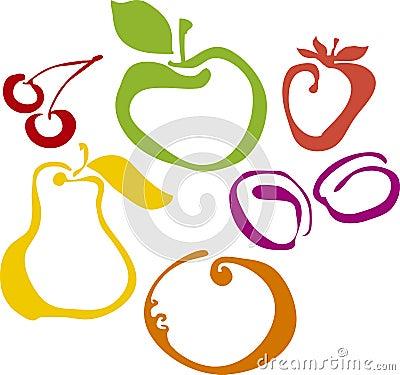 Fruite set