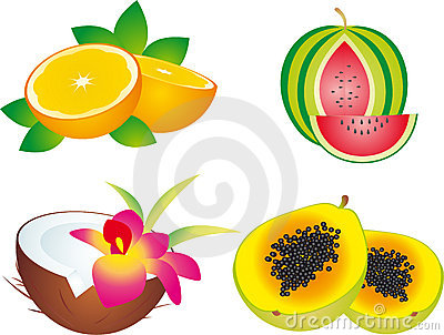 Fruits Royalty Free Stock Image - Image: 11841936