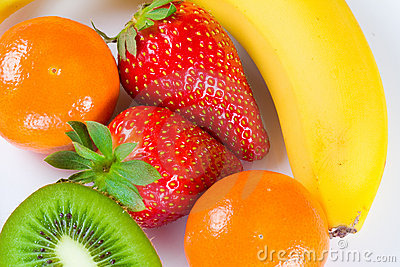 Fruits Stock Photos - Image: 12592493