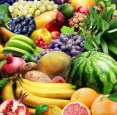Free Fruits Royalty Free Stock Photography - 7487867