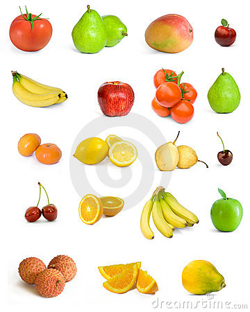 Free Fruits Royalty Free Stock Image - 7759826