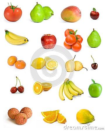 Free Fruits Royalty Free Stock Image - 7759826