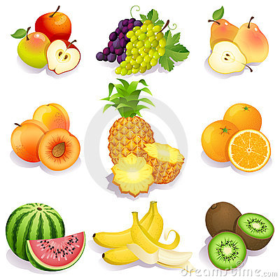 Free Fruits Royalty Free Stock Photos - 9943628