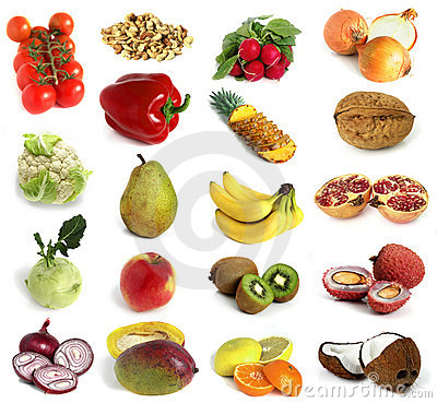 Free Fruits And Nuts Royalty Free Stock Image - 3886426