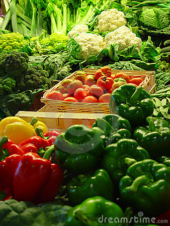 Free Fruits And Vegetables Stock Photos - 10093