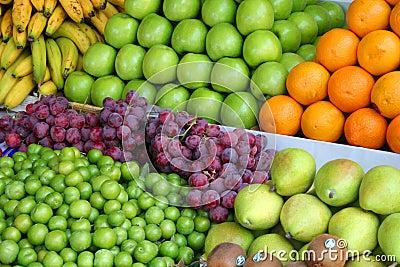 Fruits at bazaar