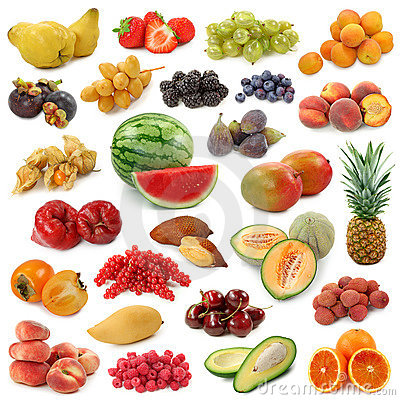 Free Fruits Collection Stock Photo - 11995700