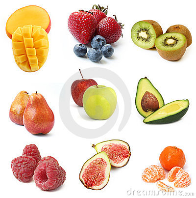 Free Fruits Collection Stock Photo - 6628180