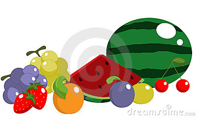 Fruits D'été Photographie stock - Image: 14765262
