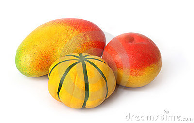 Fruits for decoration