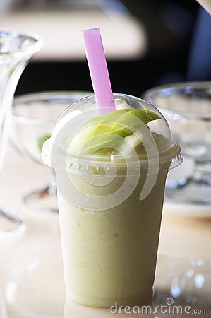 Fruits ice blended