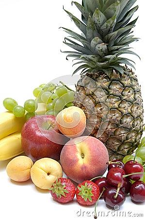 Free Fruits IV Royalty Free Stock Image - 171466