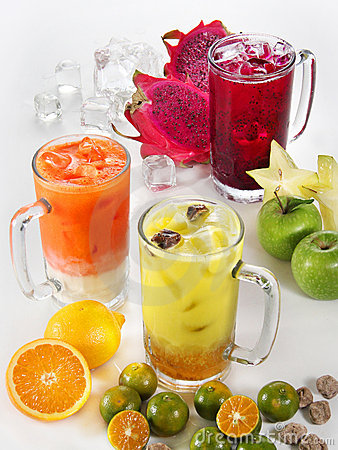 Free Fruits Juice Royalty Free Stock Image - 19373796
