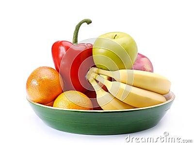 Fruits and vetegables