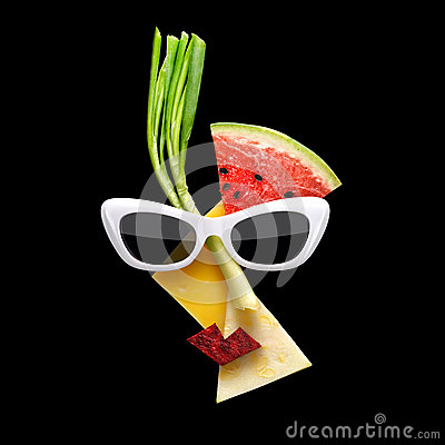 Free Fruity Art. Stock Photo - 91650320