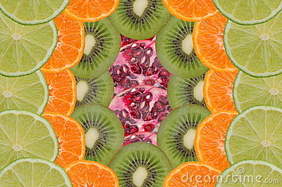 Fruity composition