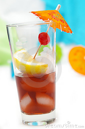Free Fruity Drink Stock Photo - 1290710