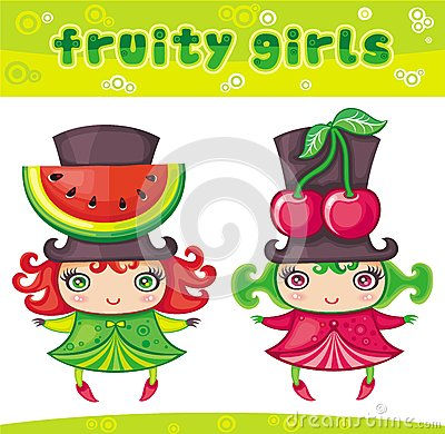 Fruity girls series 1