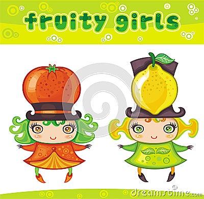 Fruity girls series 4