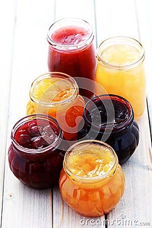 Fruity jam