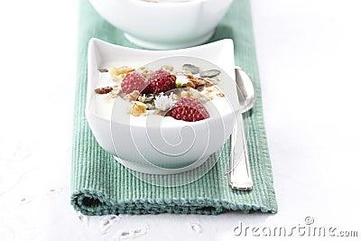 Fruity muesli