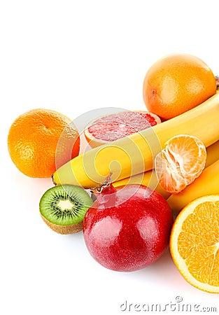 Free Fruity Still Life Stock Image - 22423531